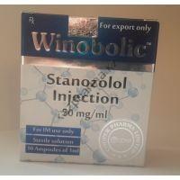 Станазолол Cooper 10 ампул по 1мл (1амп 50 мг)
