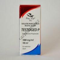 Тестостерон Пропионат EPF балон 10 мл (100 мг/1 мл)