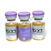 Нандролона деканоат Lyka Labs балон 10 мл (300 мг/1 мл)